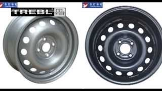 Производство литых дисков Trebl.(Предприятия, выпускающие штампованные стальные диски под торговой маркой Trebl, находятся в странах Азии..., 2015-06-26T13:06:23.000Z)