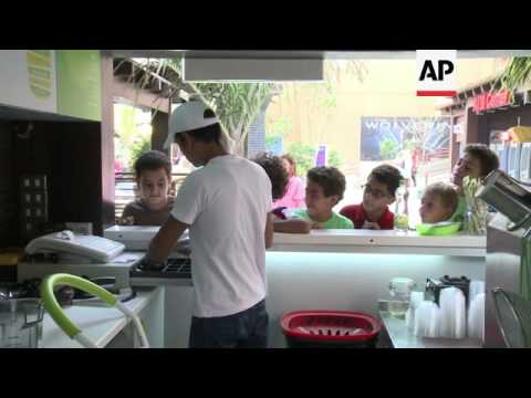 Sweet tooth remains for traditional sugar cane juice