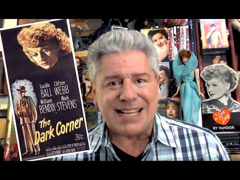 STEVE HAYES: Tired Old Queen at the Movies - THE DARK CORNER