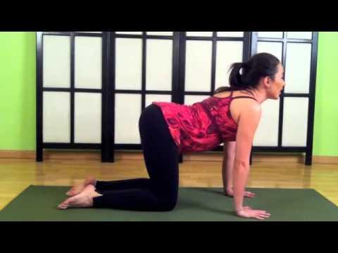 yoga bitilasana  youtube