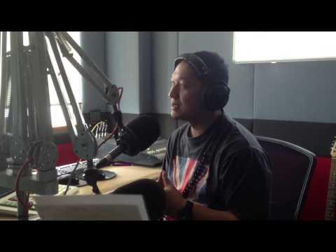 Siaran Senandung Cinta di I-Radio Jakarta
