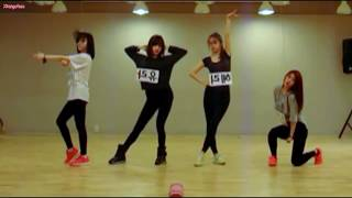 'Expectation' (Mirrored Dance Practice) | Girl's…