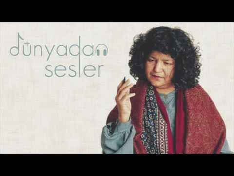 Abida Parveen - Yaar Ko Hamne Ja Ba Ja Dekha (English, Türkçe Lyrics)