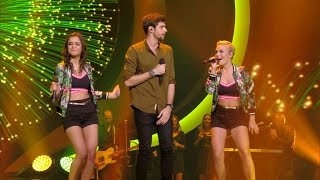 Marthe En Jindra In Een Zwoel Trio Met De Spaanse Alvaro Soler K3 Zoekt K3 VTM
