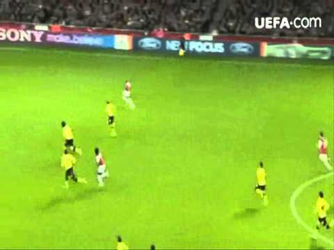 Арсенал - Боруссия 2-1 (2011) Голы и лучшие моменты