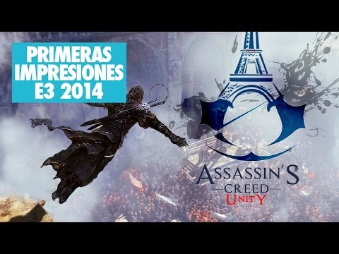 Assassin's Creed Unity - Primeras Impresiones
