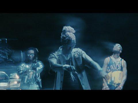 Смотреть клип Strick & Young Thug Ft. Kid Cudi - Moon Man