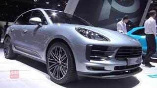 NEW 2019 Porsche Macan - Exterior And Interior walkarounfd - 2018 Paris Motor Show