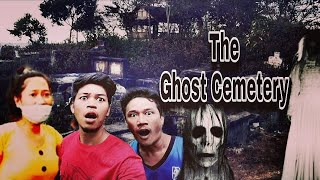 The Ghost Cemetery / Dels Tv Vlog /with Nelson Corbe And Leah Jane Corbe