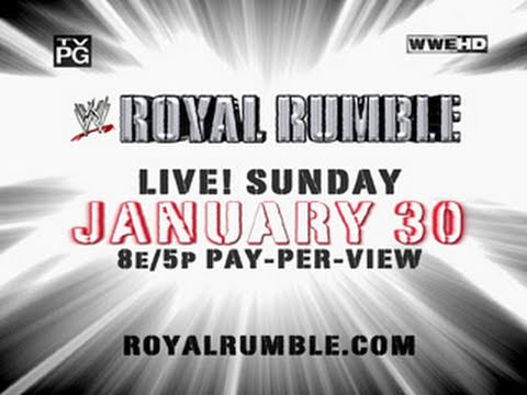 Royal Rumble 2011 kicks off The Road to WrestleMania