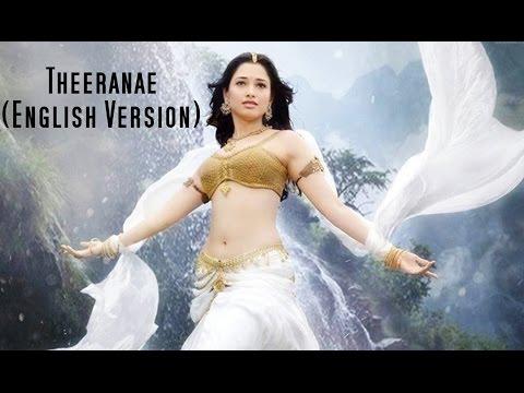 Theeranae English Version- Baahubali 2015 720p HD