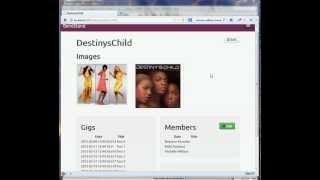 Milton Webdav: Intro2 - Bandstand