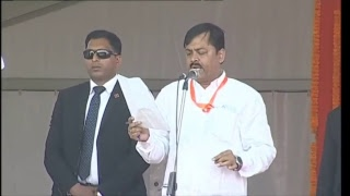 PM Shri Narendra Modi addresses public meeting in NH16 Guntur, Andhra Pradesh
