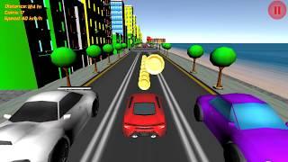 Drag Racing: City - Gameplay Android game - car racing game