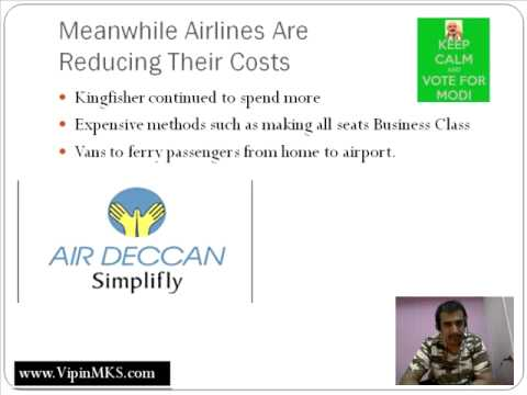 Kingfisher: Why Did the Airline Fail?