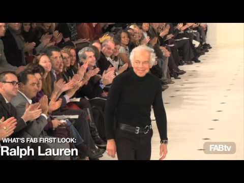 Ralph Lauren Fall 2010 Collection at NY Fashion Week: What's