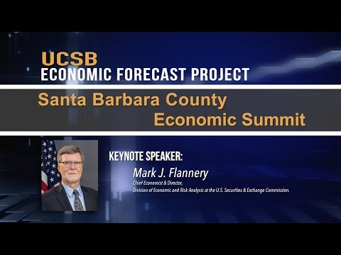 UCSB Economic Forecast Project 2015: Keynote Speaker