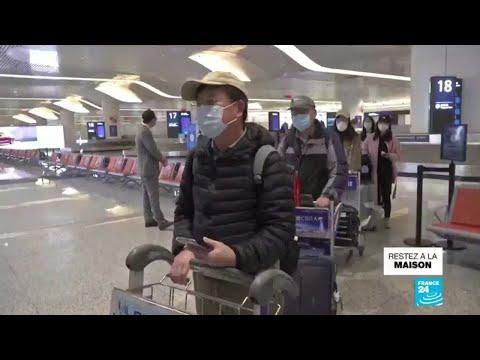 Pandémie de Covid-19: la Chine annonce 108 nouveaux cas sur son sol