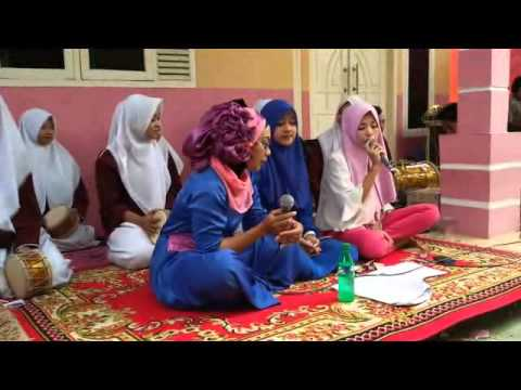 marawis al uyubi - kasmaran (pernikahan di peusar)