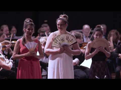 IMVAJ Opera Masterclass Jerusalem  ISO GALA   MIKADO 2017