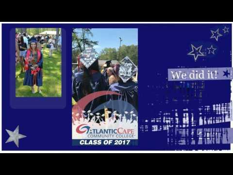 Atlantic Cape Community College Class of 2017