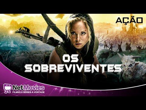 Filme de Ação - Os Sobreviventes - Filme Completo Dublado em português grátis