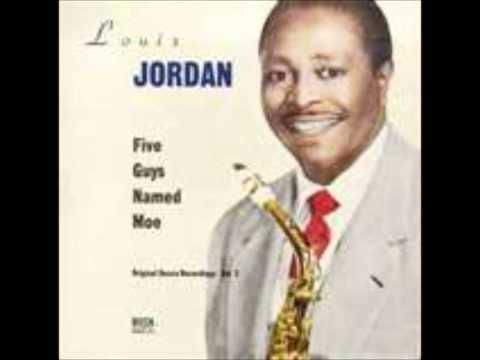 Louis Jordan-Saturday Night Fish Fry