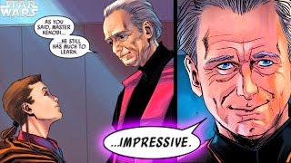 The FIRST Time Palpatine Met Anakin Skywalker - Star Wars Explained