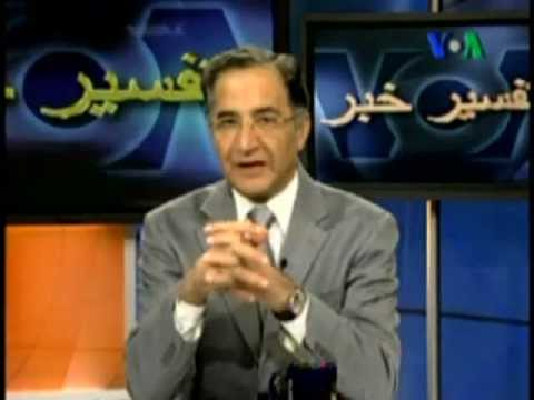 "Interview with Taha Hassaniani in ""VOA"" Farsi"