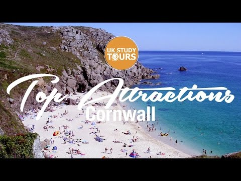 Cornwall - Newquay Top Attractions - UK Study Tours