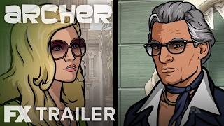 Double Indecency | Season 7 Ep. 7 Trailer | Archer