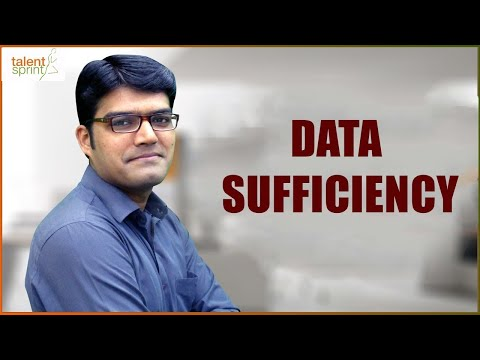 Data Sufficiency | Problem solving techniques for IBPS PO | Talentsprint