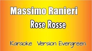 Karaoke Italiano - Massimo Ranieri - Rose rosse