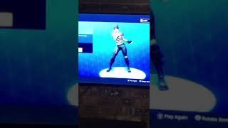 NEW FORTNITE DANCE RAMBUNCTIOUS WITH CRINGE MUSIC!!!!