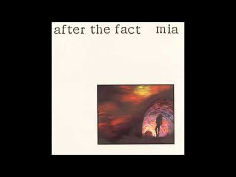 M.I.A. - After The Fact (1987) FULL ALBUM