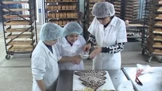 Как пекут хлеб