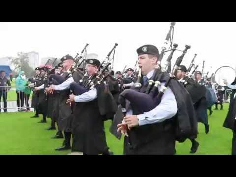 World Pipe Band Championships Grade 1 Qualifier