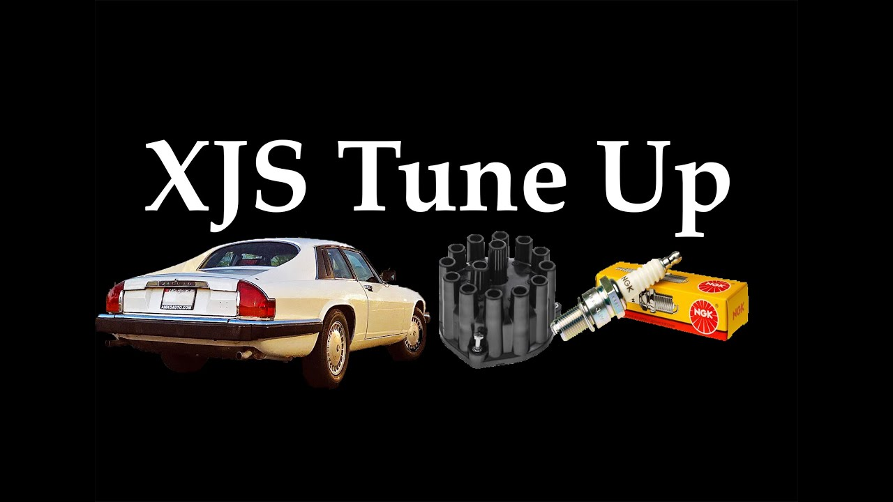 small resolution of 1989 jaguar xjs v12 spark plug distributor cap replacement