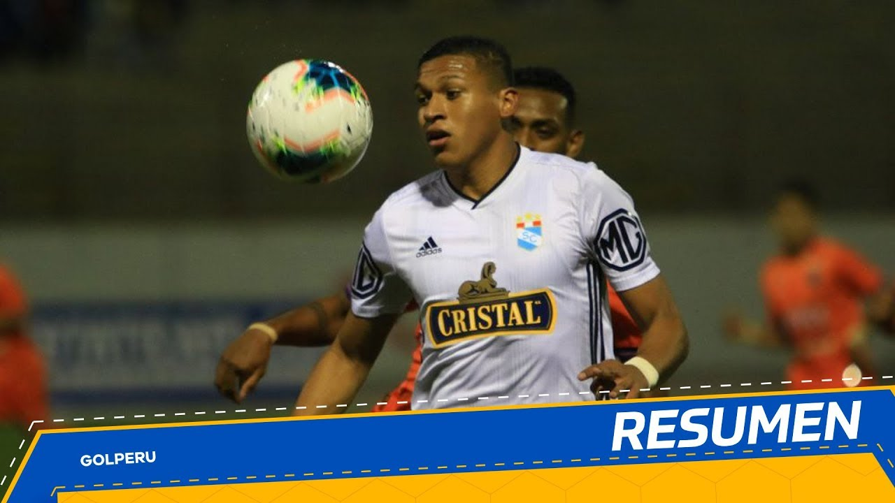 Video: Cesar Vallejo vs Sporting Cristal Highlights
