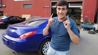 Тюнинг проект! Toyota Camry Solara #1