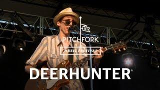 Deerhunter - Nothing Ever Happened - Pitchfork Music Festival 2011 YouTube Videos