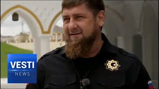 Chechen Leader Ramzan Kadyrov Brags About Sporting Prowess of Chechnya in Exclusive Interview