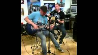 Kith and Kin - Overture (acoustic) at Gallery Z
