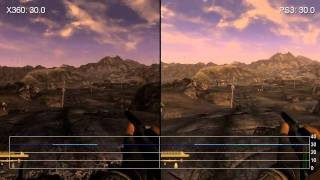 Fallout: New Vegas - PS3/360 Disc Streaming Analysis