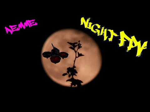 Фото FPV Night Flying with MINI DRONE 65mm and SUPERMOON