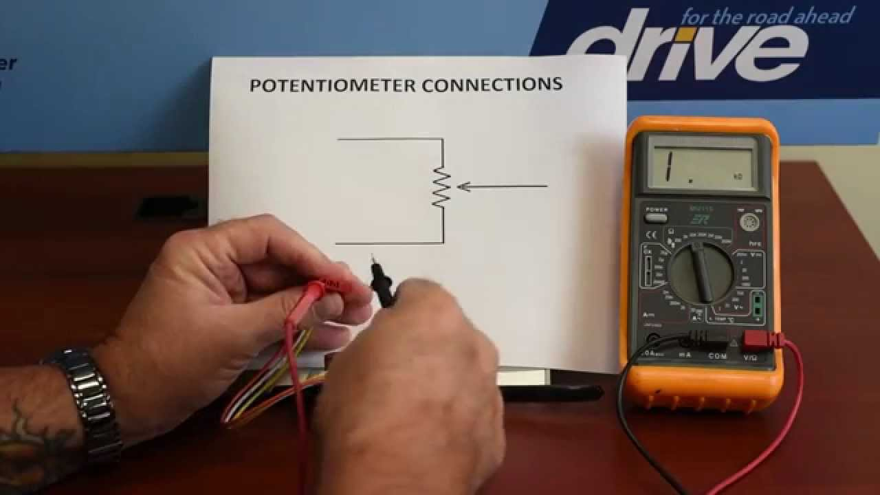 How To Test Throttle Potentiometer