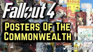 Fallout 4 Mod Review - Posters Of The Commonwealth