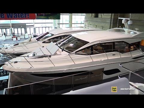 2017 Sea Ray 460 Motor Yacht - Walkaround - 2017 Toronto Boat Show