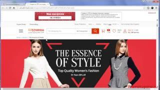 Как получить купоны на Aliexpress(Promokupono.ru-сайт предлагающий бесплатные промокоды,купоны,скидки и акции., 2015-02-03T15:17:49.000Z)
