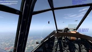 IL-2 Cliffs of Dover - Stukas Dive Bombing Ships